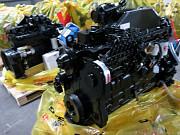 Двигатель Cummins 6CTA8.3-C215 Магадан