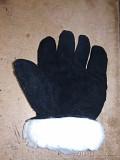 Рабочие перчатки, краги спилковые Сыктывкар