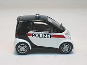 Полицейские машины мира 45 SMART CITY COUPE, полиция австрии Липецк