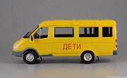 Автомобиль на службе 26 Газ-322121 Газель Школьный автобус Липецк