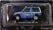 Полицейские машины мира спец. выпуск 4 MITSUBISHI PAJERO 1998 Липецк