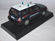 Полицейские машины мира спец. выпуск 3 SUBARU FORESTER 2007 Липецк