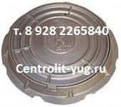 Люки канализационные чугунные ГОСТ 3634 99 Ростов-на-Дону