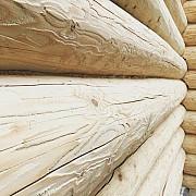Пескоструйная шлифовка деревянных домов и срубов Киров
