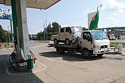 Услуги эвакуатора, мини-погрузчик Казань