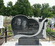Благоустройство мест захоронений Воронеж, установка памятника в Воронежской области Семилуки