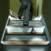 Подсветка лестницы Москва