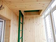 Отделка балкона, лоджии, утепление, ремонт. Красноярск Красноярск