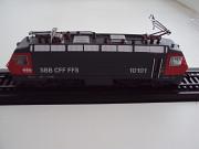 Локомотив Re 4/4 IV Nr. 10101 (1982) Липецк