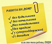Требуется оператор в интернет-магазин (не продажи) Москва