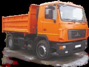 Самосвал МАЗ-5550С5-520-021 Москва
