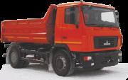 Самосвал МАЗ-5550В2-420(480) Москва
