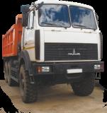 Самосвал МАЗ-6517X5-480 Москва