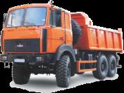 Самосвал МАЗ-6517Х9-410 Москва