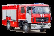 Автоцистерна пожарная АЦ 3, 7-50 МАЗ-5340С2 Москва