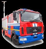 Автомобиль быстрого реагирования АБР МАЗ-4371Р2 Москва