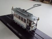 Трамвай Motrice №13 (1907) Липецк