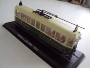 Трамвай Motrice (1923) Липецк