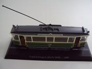 Трамвай Zeppelinwagen 1909 Липецк