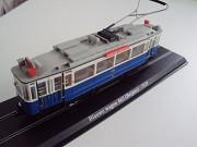 Трамвай Blauwe wagen 465 (Beijnes)-1929 Липецк