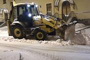 Вывоз снега с погрузкой документы Санкт-Петербург