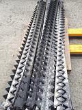 Нож с литой (стальной) головкой, сегмент Н 066.01, КЗНМ 08.040/4.1 Бийск
