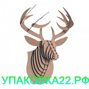 Трофеи из гофрокартона в ассортименте Барнаул