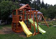 Лучшие площадки для детей от Деверон Москва