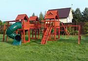Игровая площадка для детей от 3х лет Москва