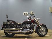 Мотоцикл круизер Yamaha Dragstar 1100 Classic VP13J мотосумки 2004 Москва