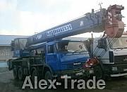 Аренда автокрана 25 тонн в спб Санкт-Петербург