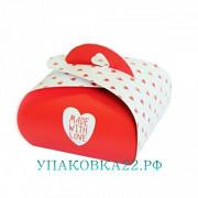 Подарочная коробочка формата «пирожок» в ассортименте. Барнаул