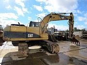 Гусеничный экскаватор CAT 320, 2006 г Санкт-Петербург