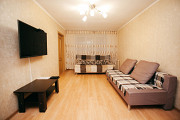 Сдам посуточно 3-комнатную квартиру на 9-м этаже 10-этажного дома площадью 60 кв. м. в Тамбове Тамбов