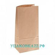 Пакет бумажный однослойный крафт в ассортименте. Барнаул