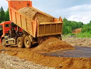 Доставка песка самосвалами по Воронежу и доставим песок в Воронежскую область Рамонь