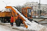 Снегопогрузчик лаповый Амкодор 37 Москва