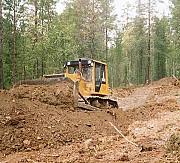 Вертикальная и горизонтальная планировка грунта в ямном в Воронеже и Воронежской области Воронеж