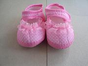 Детские ботинки в горошек Липецк