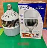 Лампа светодиодная LED 150w 6500К, E40, 12800Лм, IONICH Москва