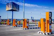 Установка платной парковки Красная Поляна Сочи