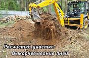 Расчистка участка Ямное, спиливаем и косим в Ямном Воронежской области Воронеж