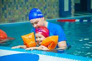 Бесплатное занятие в детской школе плавания «Океаника» на Профсоюзной. Москва