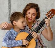 Обучение игре на гитаре Екатеринбург