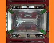 Стрейч худер для упаковки поддонов с продукцией в капюшон из пленки Магнитогорск