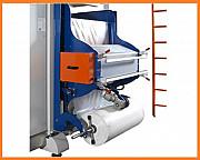 Упаковочная машина для фасовки пеллет в пакеты подушка с 3 швами МФ-56 Киров