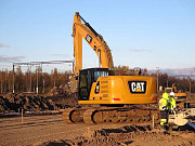 Гусеничный экскаватор CAT 320, новый Санкт-Петербург