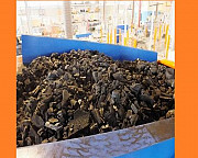 Автоматическая линия фасовки древесного угля в бумажные крафт мешки Москва