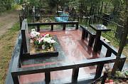 Благоустройство могил Новая Усмань, установка памятников в Новой Усмани Новая Усмань