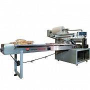 Оборудование для упаковки хлебобулочных изделий и выпечки горизонтальным автоматом MAG 700 Ростов-на-Дону